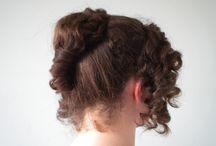 Historiska frisyrer