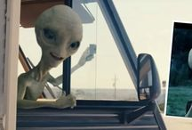 """Meeting Alien / In this section it will be analyzed the concept of """"otherness from us"""". In many science fictions movie humans meet some form of alien life and, because of this meeting, they will have to reconsider their own identity and behavior in relation to what is """"different"""" from them."""