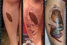 Misha Tattoo's: Cover Ups / Cover up tattoos I have done.  www.misha-art.com
