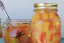 Canning and Preserving the harvest / by Cindy Kari