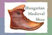 Nazca shoe / Medieval shoe