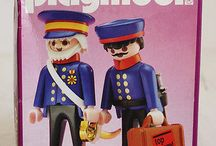 Playmobil Collection / by Kate Bratt
