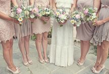 Annie's bridesmaid ideas