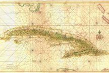 Mapas / Mapas de Cuba / by CubaTravel
