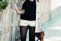 "Fashion&Style: Trench / by ""Outfit Ideas, by Chicisimo"" Fashion iPhone App"