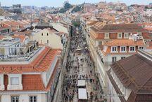 Lisboa-Portugal / Uma das cidades mais lindas do mundo!