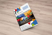 Print Designs - Έντυπα / Here are print designs we have created
