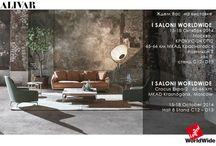 2014 I SALONI WORLDWIDE / I SALONI WORLDWIDE CROCUS - MOSCOW OCTOBER 15-18  HALL 8 C12 D13