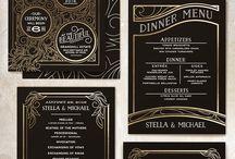 wedding invites....
