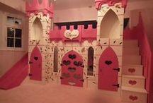 prinsessenbed
