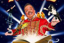 Circus Herman Renz 2014: MIRACLES / In 2014 presenteert Circus Herman Renz 'Miracles'; de circusshow vol wonderen!