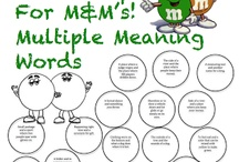 Vocab-Multiple Meaning Words