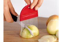 Vychytávky do kuchyně / S těmito pomocníky vaření nikdy nebylo jednodušší! Připravte své oblíbené pokrmy rychle a kvalitně. O vše ostatní se postarají vychytávky z Magnet 3Pagen :-)