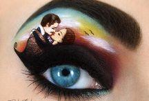 Colourful Eyes