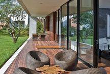 Porch renovations