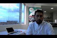 Entrevista Chef Jainer Grisales  / Breve entrevista al Chef Jainer Grisales antes de realizar la grabación de nota de cocina para el programa Tardes del Sol de Telepacífico.
