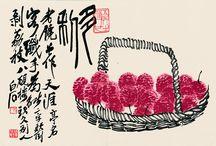 Qi Baishi - 齊白石 - 제백석 -