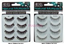 Ardell Natural Eyelashes / Accessorize your eyes! Instantly get beautiful lush lashes with easy to use Ardell Natural Eye Lashes. Available in a variety of colors and styles, you can change your look in a snap. Ardell Natural Eye Lashes are the fastest way to have long, luscious eyelashes. Includes a reusable box for storage when not being worn.  #ardellnaturaleyelashes #ardelllashes #falseeyelashes #madamemadelinelashes
