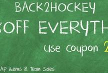 Hockey Tron Deals / by Hockey Tron