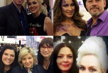 IMATS LA 2014 / It's been another incredible year at the International Make-up Artist Trade Show in LA. It was great to catch up with some familiar faces and see the amazing creations the talented MUA's created with Kryolan products.