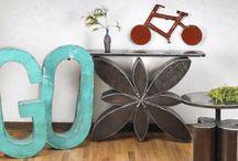 New Gatski Collection / Metal Artwork, Furniture and Home Decor