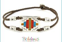 Babylonia Handmade Greek bracelet / It is said that Babylonia jewelry chooses its beholder!