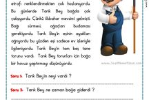 Türkçe 1.sınıf