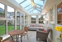 Conservatory Living / Enjoy your garden year-round with a beautiful, high-performance conservatory.