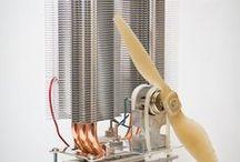 wood stove fan diy