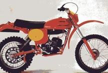 Laverda / http://bikesevolution.com/Laverda/