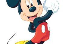 Just Mickey and Minnie Walt Disney / Cute Disney Couple / by Lynn McRae