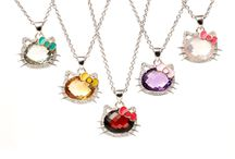 Kimora Lee Simmons for Hello Kitty / http://www.hellokittyfinejewelry.com/