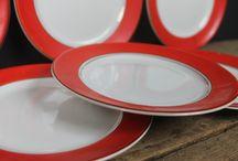 Porcelain/Enamel / Massor med fint porslin-lots of fine porcelain