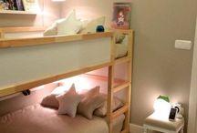 Room decor idea for the girls