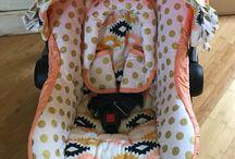Custom stroller cover