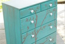 Dresser Refurb / by Jamie White