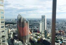 Diver City Tokio / I'm in now Tokio.