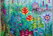 magical jungle johanna basford