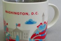 YAH starbucks mug