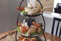 FALL DECORATING IDEAS / INDOOR/OUTDOOR DECOR FOR THE HOME