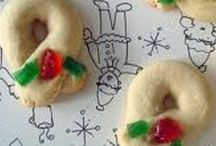 holiday cookies / by Cassandra Koller
