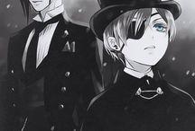Black butler - Kuroshitsuji