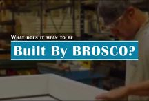 Our Friends BROSCO / This board is a compilation of all things #BuiltByBROSCO