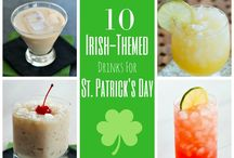 St Patricks Day / Get ready for St Patricks Day with the best recipe ideas, cocktails and decorations for one shamrocking good time! | st patricks day food, st patricks day treats, st patricks day printables, st patricks day treats, st patricks day food party, st patricks day for kids, st patricks day appetizers, st patricks day food and drink, st patricks day drink recipes, st patricks day decorations. st patricks day decor