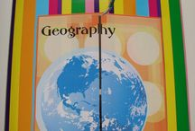 Lap Books - Geography