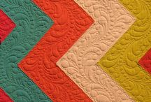 Longarm Quilting / by Pam Freese