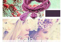 Rakhi by Jozemiek® BoHo collection / 100% silk wrap bracelets. Don't just Give a gift, give it by your Heart. www.jozemiek.com