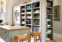 Kitchens / Ideas for fantastic kitchen designs