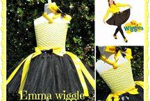 Wiggles concert costume ideas