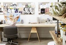 Creative Spaces/Home Office / by Louisa [Living Lou]